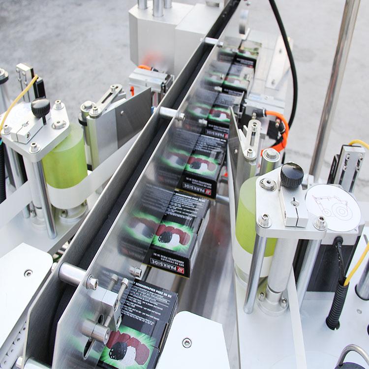 Automaatse karbikarbi nurga sildistamise masina üksikasjad