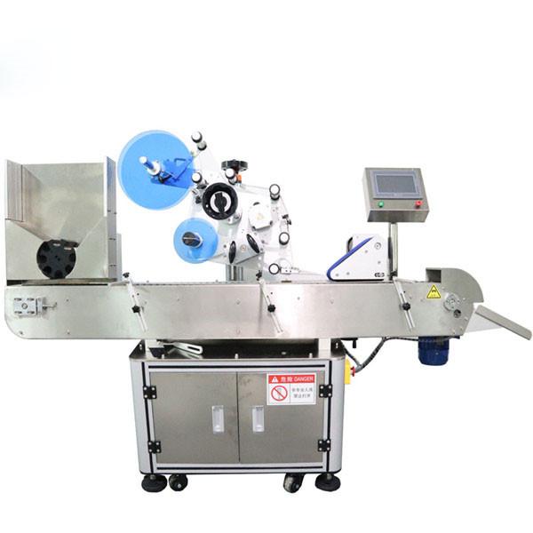 Automaatne horisontaalse viaali kleebise sildistamise masin