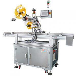 Munakarpide salve tehase kleebiste sildistamise masin