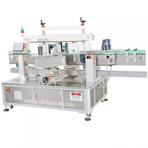 Double Two Sides Labeling Machine