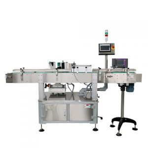 Automatic Labeling Machine For Conical Bottle