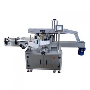 Conical Flask Bottle Labeling Machine