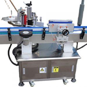 Kastme kleebise pudeli sildistamise masin