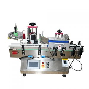 Labeling Machine With Hopper