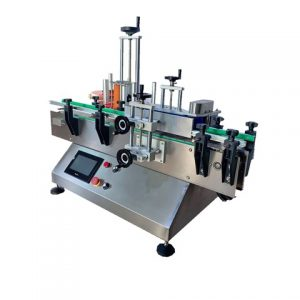 Two Side Box Labelling Machine