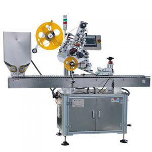 Automatic Flat Labeling Machine For Cartons