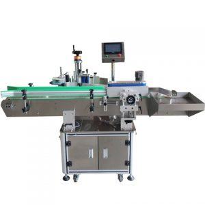 Manufacturer Round Milk Bottle Sticker Labeling Machine