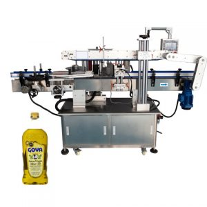 Automatic Labeling Machine For Paper Test Bottle Tube