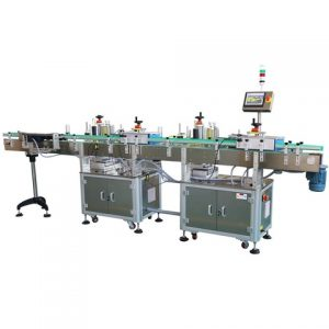 Tag And Card Labeling Machine