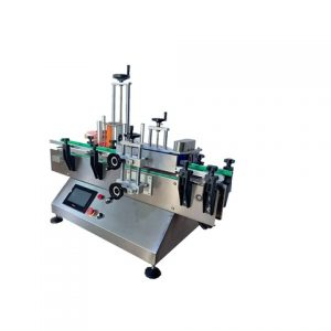 Automatic Bottle Labeling Equipment For Round Bottles