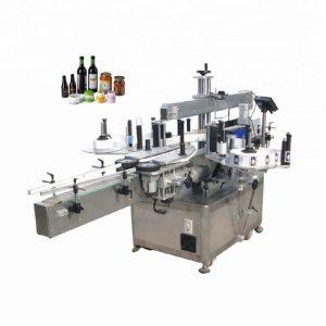 Automaatne vertikaalse pudeli kleebise sildistamise masin