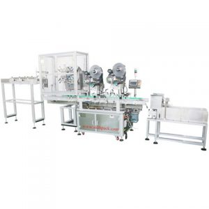 Automatic Labeling Machine For Soap Box