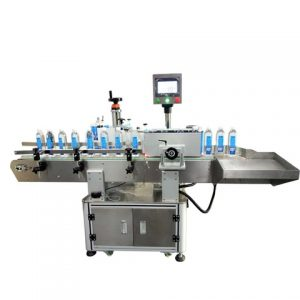 Automatic Round Bottle Labeling Machine For Packing