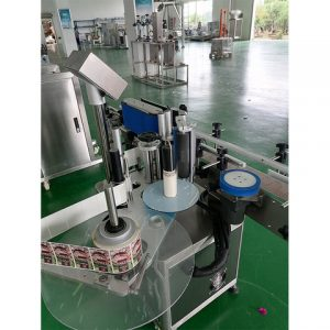 Automatic Labeling Machine For Small Bottles
