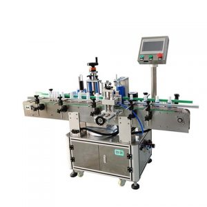 Adhesive Sticker Blood Collection Tube Labeling Machine