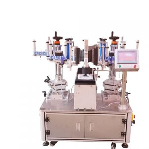 Woven Sewing Labels Labeling Machine