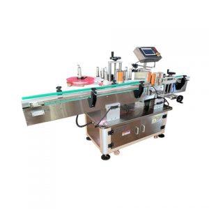 Cosmetic Case Round Wash Care Label Printing Machine
