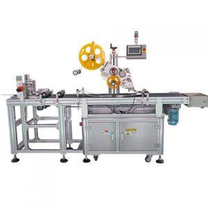 Kohandatud lameda pudeli sildistamise masin