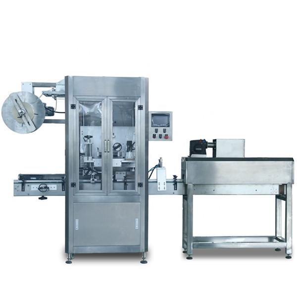 Automaatne kahanevate varrukatega märgistamise masin