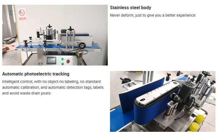 Automaatse lauapudeli märgistamise masina üksikasjad